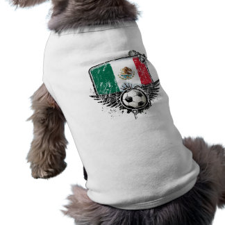 Soccer fan Mexico Shirt