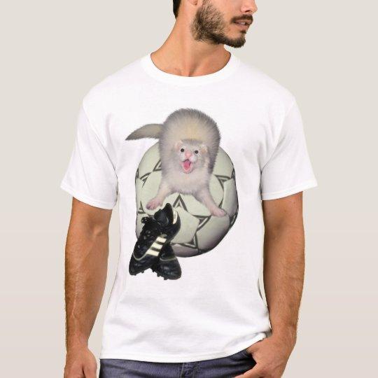Soccer Ferret T-Shirt