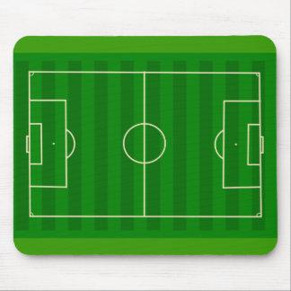 Soccer Field Mousepads