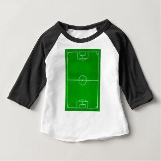 Soccer Field Sketch2 Baby T-Shirt