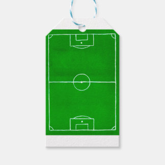 Soccer Field Sketch2 Gift Tags