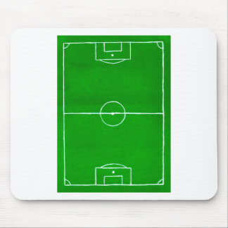 Soccer Field Sketch2 Mouse Pad