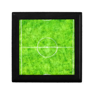 Soccer Field Sketch Gift Box