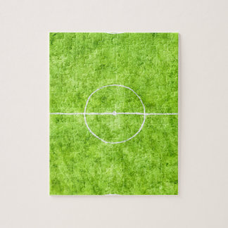 Soccer Field Sketch Jigsaw Puzzle
