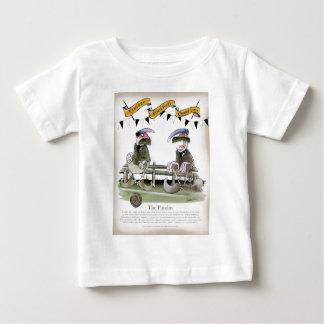 soccer football b + w team pundits baby T-Shirt