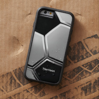 Soccer Football Ball Tough Xtreme iPhone 6 Case