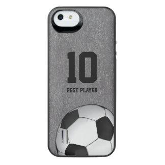 Soccer | Football Best Player Nomber iPhone SE/5/5s Battery Case