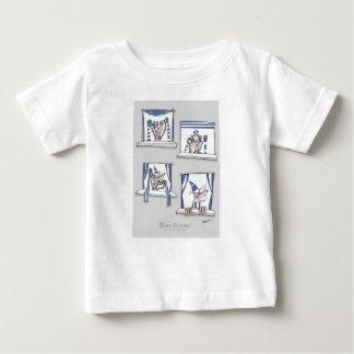 soccer football dog blues forever baby T-Shirt