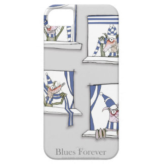 soccer football dog blues forever iPhone 5 cases