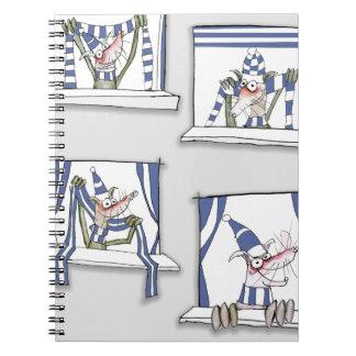soccer football dog blues forever notebooks