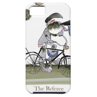soccer football referee iPhone 5 case
