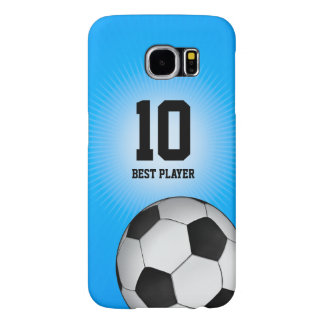 Soccer | Football Sport Gifts Samsung Galaxy S6 Cases