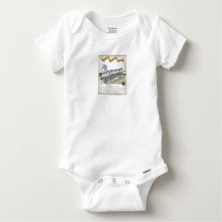soccer football subs blue white stripes baby onesie