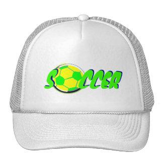 Soccer Football Trucker Hat