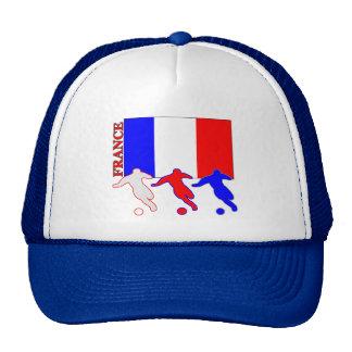 Soccer France Trucker Hat
