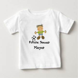 soccer, Future Soccer Player Baby T-Shirt