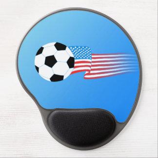 Soccer Gel Mouse Pad