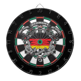 Soccer Germany Dartboard