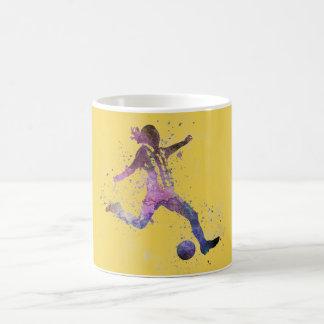 Soccer Girl Coffee Mug