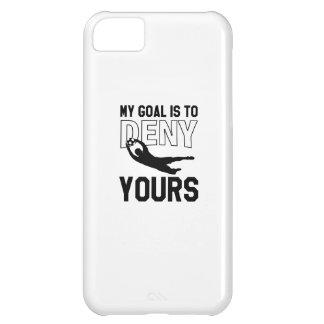 Soccer Goalie iPhone 5C Cover