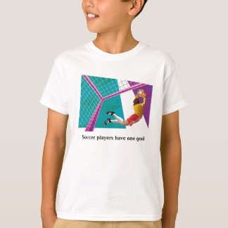 Soccer Goalie Kid's T-Shirt