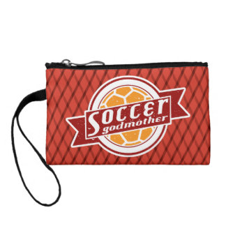 Soccer Godmother Coin Purse