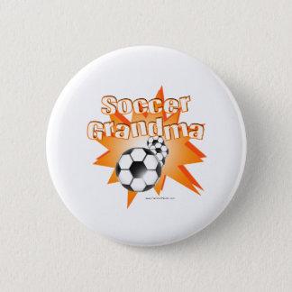 Soccer Grandma 2 Inch Round Button