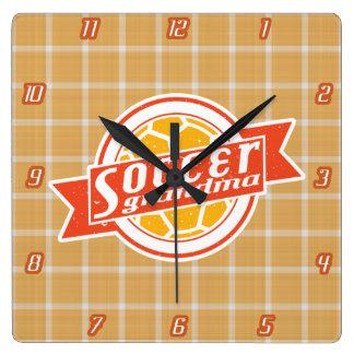 Soccer Grandma Clock