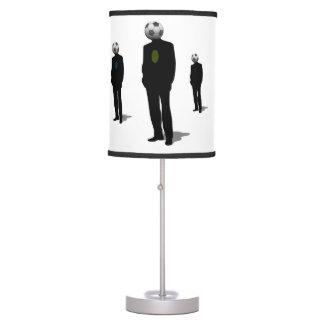 Soccer Heads Table Lamp