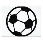 soccer icon custom invite