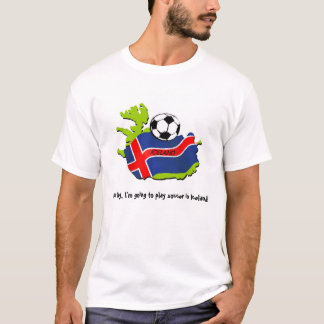Soccer in Iceland T-Shirt