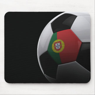 Soccer in Portugal Mouse Pad