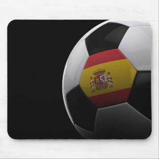 Soccer in Spain - MOUSEPAD