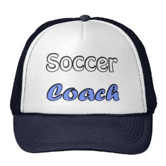 Soccer instruis casquettes de camionneur
