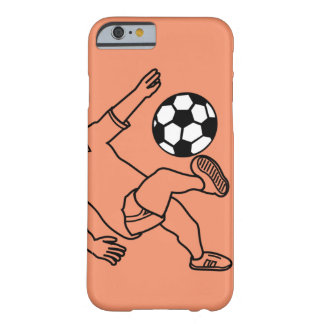 Soccer iPhone 6/6s, Barely There Phone Case