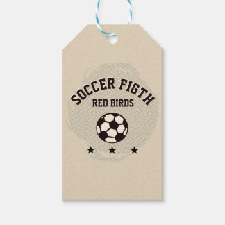 Soccer is my passion gift tags
