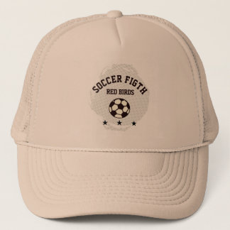 Soccer is my passion trucker hat