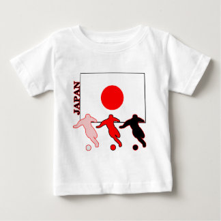 Soccer Japan Baby T-Shirt