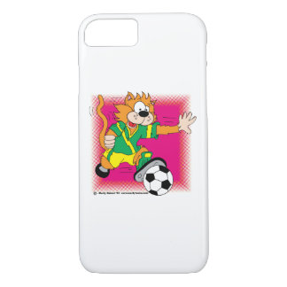 Soccer Kat Phone Case