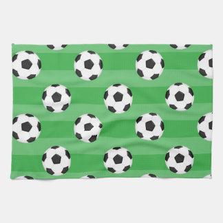Soccer Kitchen Towel