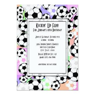 Soccer Mania/ Color Card