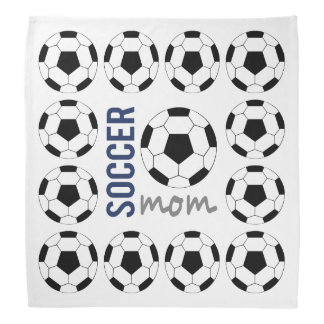 Soccer Mom Bandana