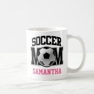 Soccer Mom Basic White Mug