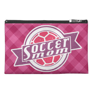 Soccer Mom Cosmetics Bag Travel Accessory Bags
