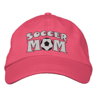 Soccer Mom Game Day Embroidered Cap Hat Embroidered Baseball Caps