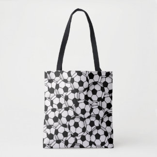 Soccer Mom Soccer Ball Carry All Gift Tote