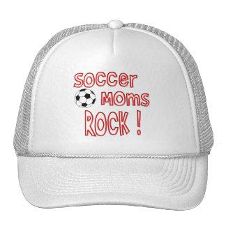 Soccer Moms Rock ! Trucker Hat