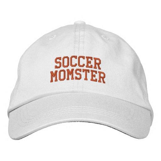 SOCCER MOMSTER BASEBALL CAP