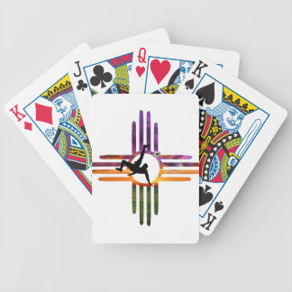 Soccer New Mexico Poker Deck