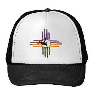 Soccer New Mexico Trucker Hat